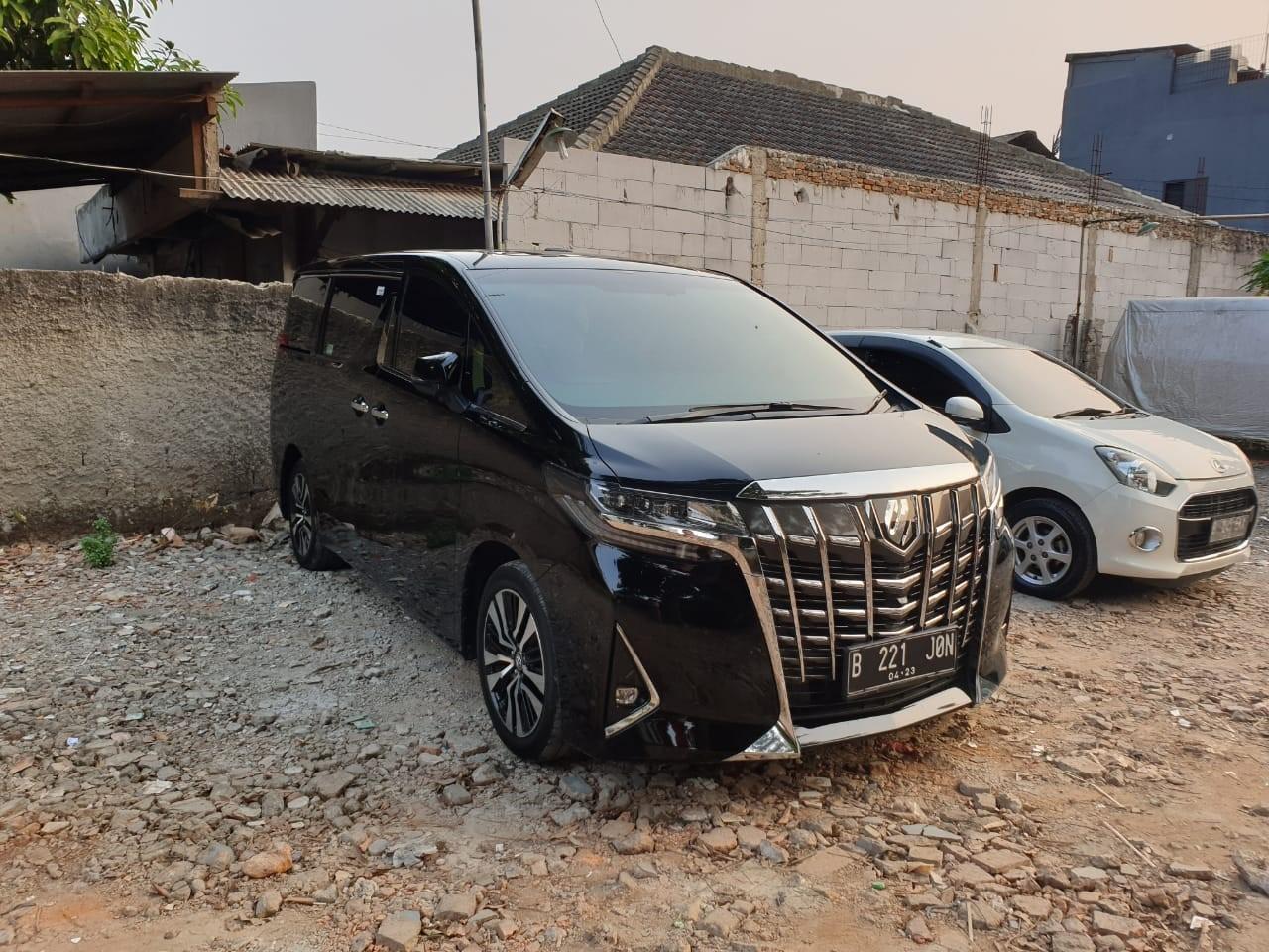 Rental Mobil Alphard Termurah Di Jakarta 081285092594