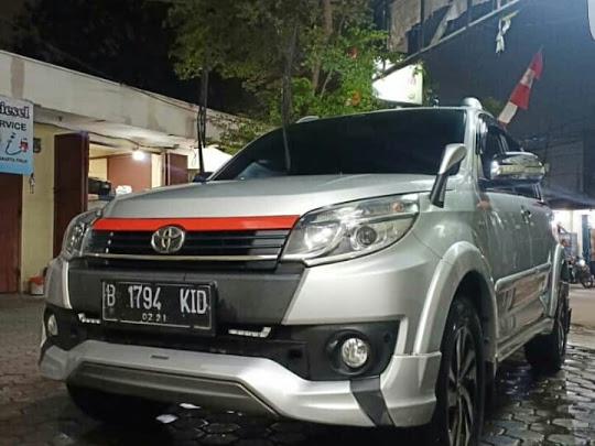 Toyota Rush TRD