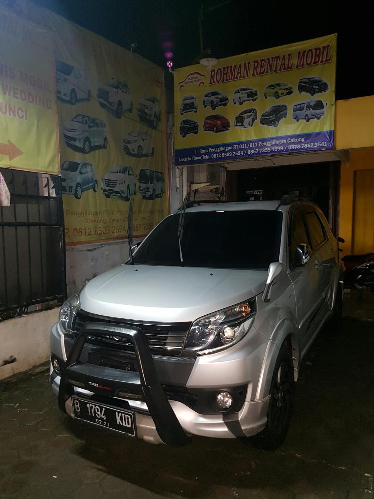 Rental Mobil Murah Di Jakarta 081285092594